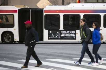 'Killing Jews is Worship' posters will soon appear on NYC subways and buses | The Christian Voice- Christian News and Insight | Scoop.it