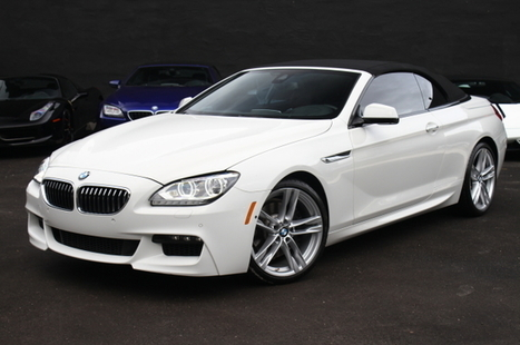 BMW 650 Car Rental Miami | Car Rentals | Scoop.it