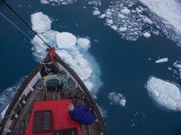 Greenland's glaciers through an artist's eyes - in pictures | Nuevas Geografías | Scoop.it