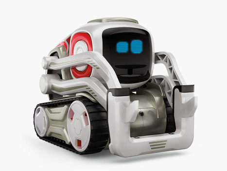 Cozmo Is an Artificially Intelligent Toy Truck That's Also the Future of Robotics ! | Management - Innovation -Technology and beyond | Scoop.it