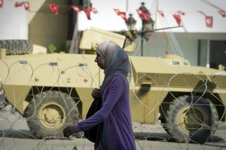 Is the Arab Spring Bad for Women?   Coveting Freedom   Scoop.it