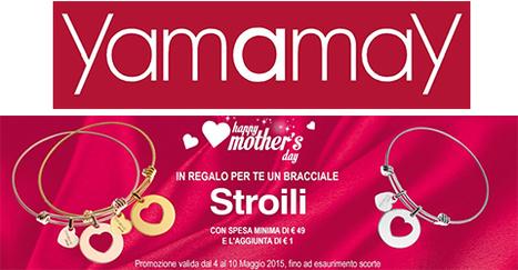 Festa della mamma: Bracciale Stroilli ad 1€ | Offerte partner CodiceRisparmio.it | Scoop.it