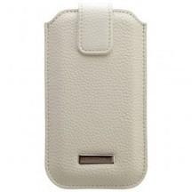 COMMANDER ROMA Leder Tasche white f. Apple iPhone 6 Plus | tablet pc zubehör | Navigations-Zubehoer | Scoop.it