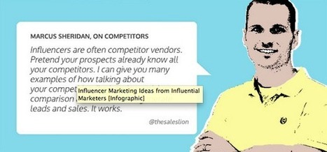 30 Action Items to Get Serious About Influencer Marketing | Digital Marketing | Scoop.it