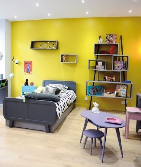 { Kids } Les 5 meilleures boutiques déco pour enfants | stickers autocollants décoratifs | Scoop.it