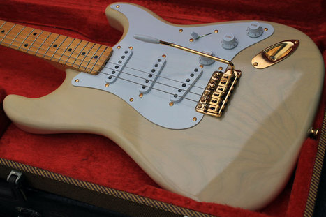 "New build – ""Mary Kaye"" Stratocaster - Manchester Guitar Tech 