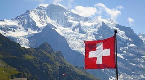 Švajčiari majú starosti o bankový systém. Chcú presadiť menovú revolúciu | Iná ekonomika | Scoop.it