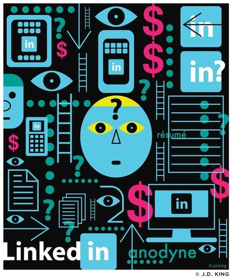 All LinkedIn with Nowhere to Go | Ann Friedman | The Baffler | Social Knowledge | Scoop.it