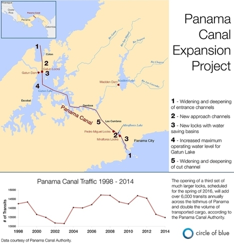 Panama Canal Expansion Will Have Big Effect on Texas Coast Energy and Trade   Texas Coast Living   Scoop.it