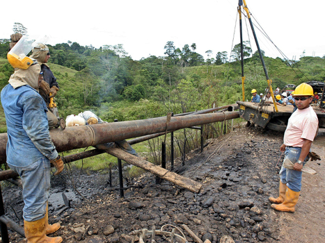 Colombia: FARC attacks the heart of the oil industry | SecureOil | Scoop.it