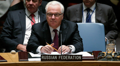 'American occupation should be blamed for the rise of ISIS' – Russian envoy to UN | Saif al Islam | Scoop.it