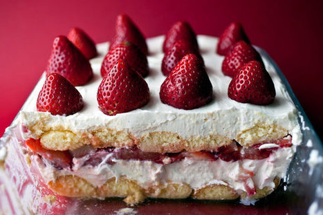 18 Recipes to Celebrate Strawberry Season | The Blog's Revue by OlivierSC | Scoop.it