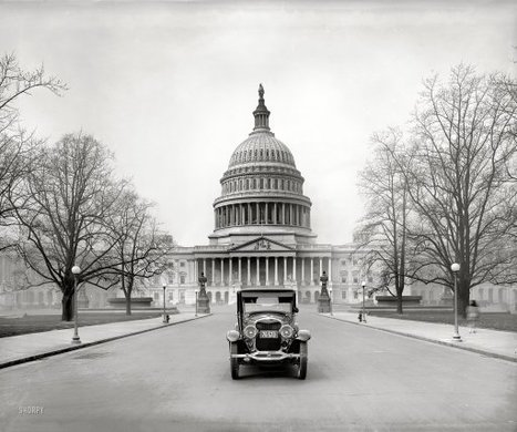 Lincoln at the Capitol: 1924 | Art, photography, design, tech, culture & fashion | Scoop.it