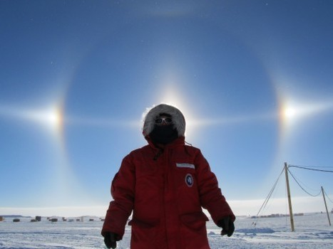 How Much Does It Snow In Antarctica? : Notes from the Field : Blogs   Planets, Stars, rockets and Space   Scoop.it