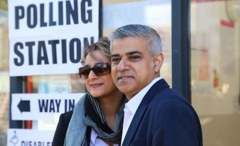 Election de Sadiq Khan à la mairie de Londres: «Un symbole d'espoir» pour des Ultramarins à Londres | Veille des élections en Outre-mer | Scoop.it