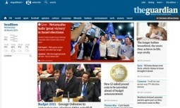 Guardian, FT, CNN and Reuters in ad deal to take on Facebook and Google | Big Media (En & Fr) | Scoop.it