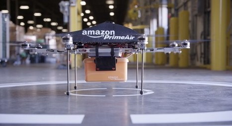 FAA Grants Amazon Permission To Test Drone Deliveries | Robolution Capital | Scoop.it