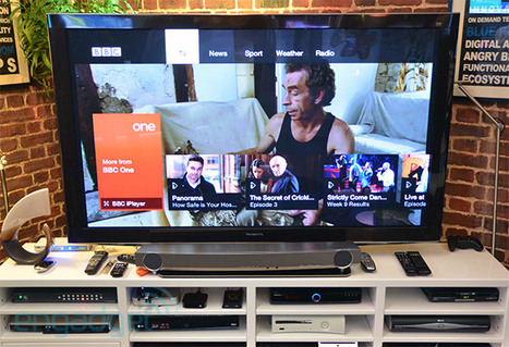 BBC's Connected Red Button launches on TiVo, brings true web TV with a single click | Daily Magazine | Scoop.it