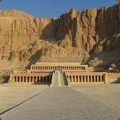 Temple of Hatshepsut   Kingdom of Divinities- El Reino de Divinidades   Scoop.it