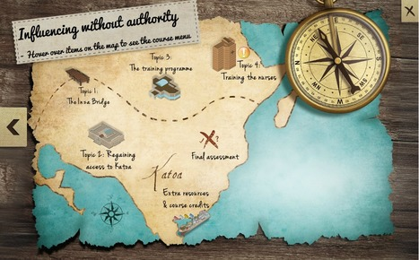 Influencing without authority - LMS test | E-Learning Examples | Scoop.it