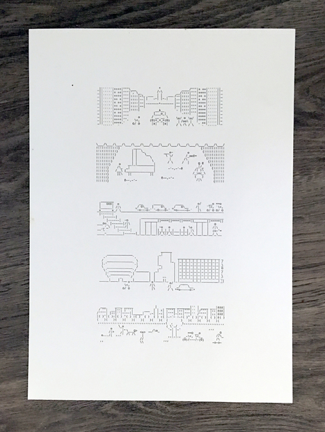 I heart NY | ASCII Art | Scoop.it
