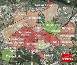 Tu Hábitat Navarra: Informe de mercado 1º trimestre de 2016: El precio del metro cuadrado desciende en la Comarca de Pamplona un 5,75% | Ordenación del Territorio | Scoop.it