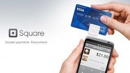 Square hits 2M users, $6B in payments processed | Smart Payment | Scoop.it