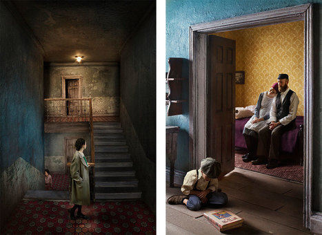 Imagining Life in 1930s Poland Through Dioramas and Photography | Sociological Imagination | Scoop.it