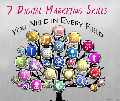 7 Digital Marketing Skills Every Professional Needs | Bee Recruitment Solutions | Scoop.it