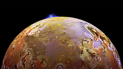 NASA's spacecraft videos eruption on Jupiter's Io (PHOTOS, VIDEO ... | Out of This World Earth Science | Scoop.it