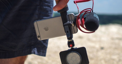Studio Neat's upgraded Glif tripod mount for smartphones gets quick-release lever | iPhoneography-Today | Scoop.it