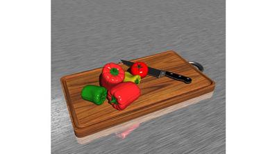 Garniture à pizza 3D | 3D Library | Scoop.it