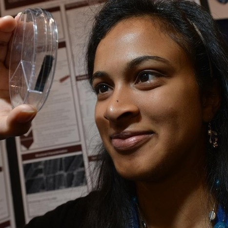 Teen's Invention Could Create 20-Second Phone Charge | Women in Tech - Articles | Scoop.it