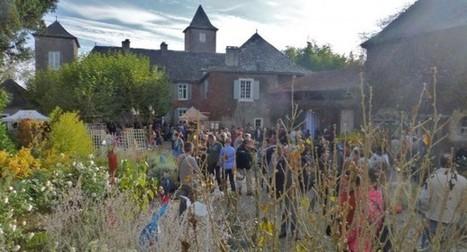 Retour et allées pour Lanternes et Jardins à Lanuéjouls le 23 octobre | L'info tourisme en Aveyron | Scoop.it