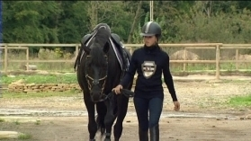 Championnats d'Europe juniors d'équitation : Justine et un amour de cheval - France 3 Franche-Comté   Cheval et sport   Scoop.it