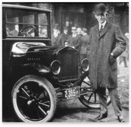 Historical Website #1 | Roaring 20's: Ford Motor Company | Scoop.it