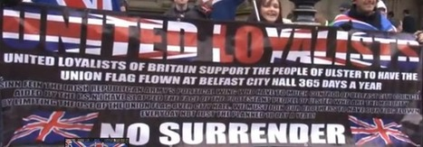 United Loyalists Manchester Demo | The Indigenous Uprising of the British Isles | Scoop.it