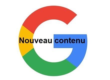Comment Google s'y prend-il pour référencer un nouveau contenu ? | Tourisme et numérique | Scoop.it