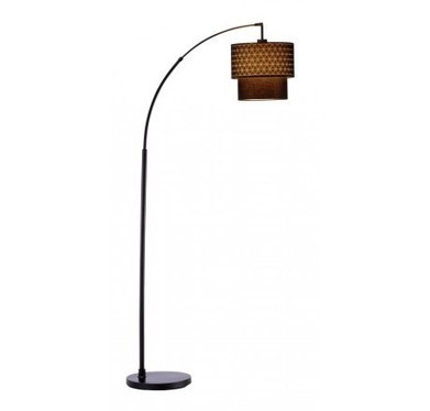 Adesso 3029-01 Gala Arc Lamp | Home Remodeling | Scoop.it