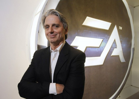 Electronic Arts : le CEO John Riccitiello prend la porte | Geeks | Scoop.it