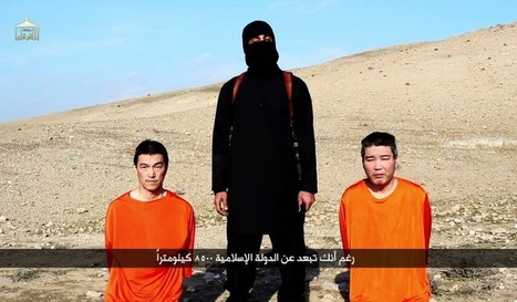 Islamic State threatens to kill two Japanese hostages, demands ransom from Prime Minister Shinzo Abe | Upsetment | Scoop.it