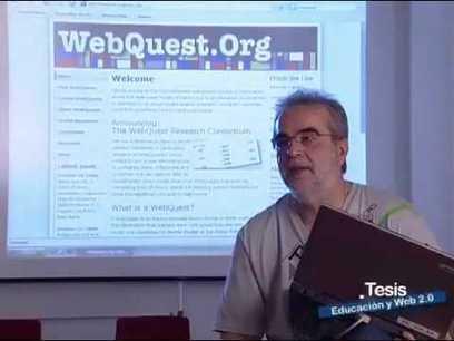 TESIS - EDUCACIÓN 2.0 | Economía&ADE | Preceptores,educación y tic | Scoop.it