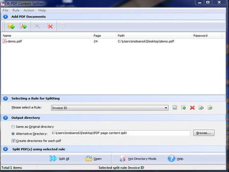 PDF Page Content Split - Split PDF Based On Content[A-PDF.com] | PDF Page Content Split - Split PDF Based On Content | Scoop.it