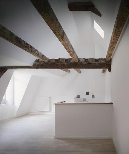 Logements sociaux BBC Rénovation dans un bâtiment historique | Equilibre des énergies | Scoop.it