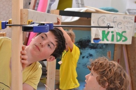 Want to Start a Makerspace at School? Tips to Get Started | Learning Commons & Maker Spaces | Scoop.it