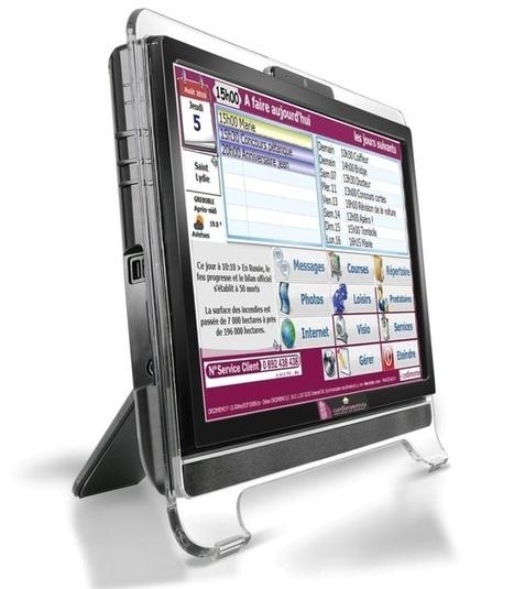 communiqué de presse - La tablette Ordimemo, pour rompre l'isolement numérique des séniors | Seniors | Scoop.it