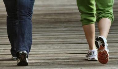 6.000 pasos por día para una mejor salud   Health   Scoop.it