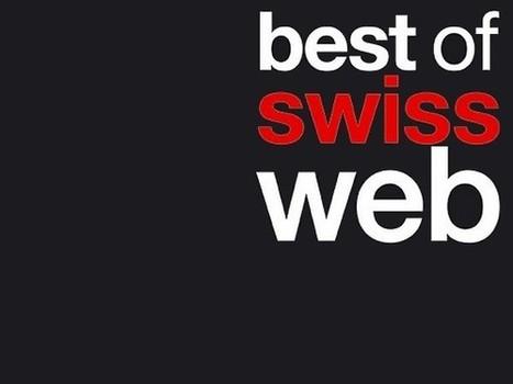 Best of Swiss Web 2013: les nominés au Master sont connus | Informatique Romande | Scoop.it