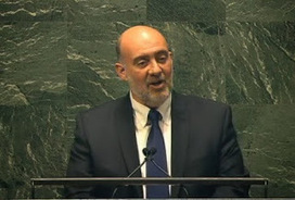 Elder Of Ziyon - Israel News: Another great speech by Ron Prosor at the UN | TRAVEL | Scoop.it