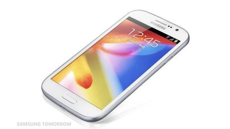 Samsung Announces 5-Inch Galaxy Grand | The Informr - Android | Scoop.it